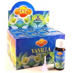 Vanilla fragrance oil...