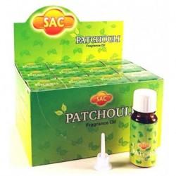Patchouli fragrance oil...