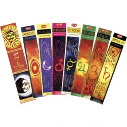 7 Days incense (HEM)