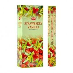 Strawberry Vanilla incense...