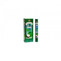 Coconut incense (HEM) 6 packs