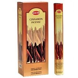 Cinnamon incense (HEM) 6 packs