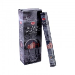Black Magic Räucherstäbchen...