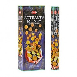 Attracts money incense (HEM)
