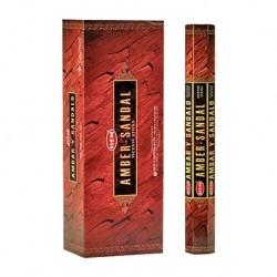 Amber - Sandal incense (HEM)