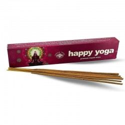 Happy Yoga incense 15gr...