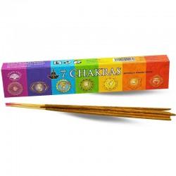 7 Chakra`s incense 15gr...