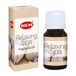 relaxing spa fragrance oil