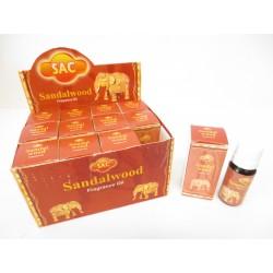 Sandalwood fragrance oil...