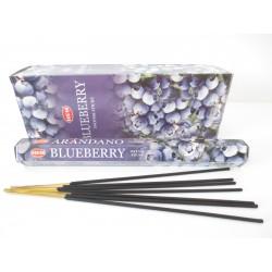 blueberry incense (HEM)
