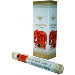Sandalwood incense (Green...