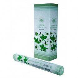 Mint & Eucalyptus incense...